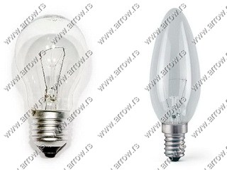 LED SIJALICE E27 E14